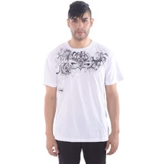 Hollow Men s Sport Mesh Tee by Contest2482676
