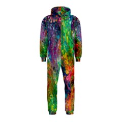 Reality Is Melting Hooded Jumpsuit (kids)