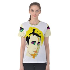 Justin Women s Cotton Tee