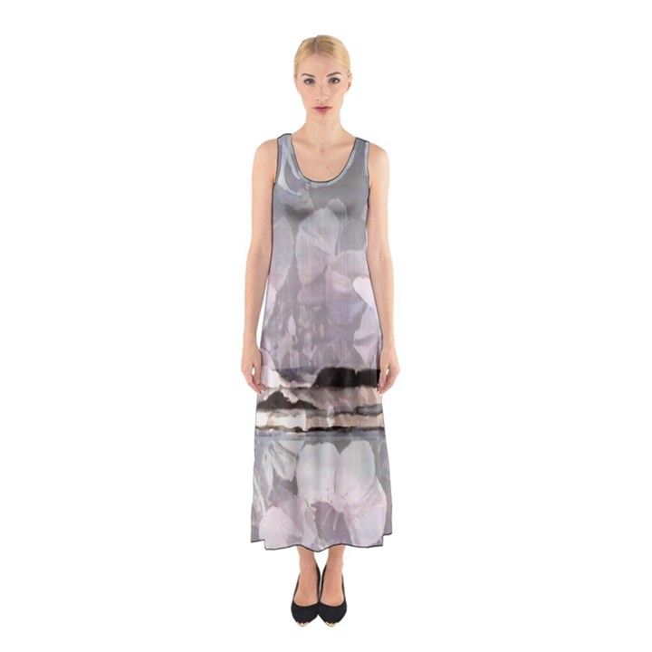 greenline ocean longwave orchid Dress