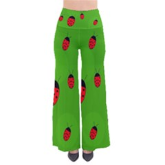 Ladybugs Pants by Valentinaart
