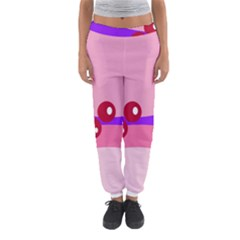 Decorative Abstraction Women s Jogger Sweatpants