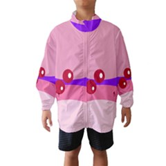 Decorative Abstraction Wind Breaker (kids) by Valentinaart