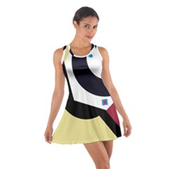 Digital Abstraction Racerback Dresses by Valentinaart
