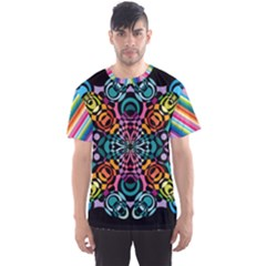 Stella Pattern Men s Sport Mesh Tee by Contest2492222
