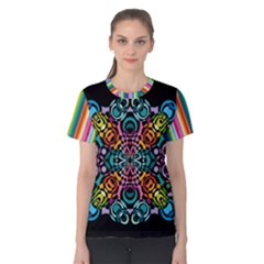 Stella Pattern Women s Cotton Tee