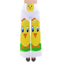 Cute Chicken  Pants by Valentinaart