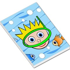 Diver Large Memo Pads by Valentinaart