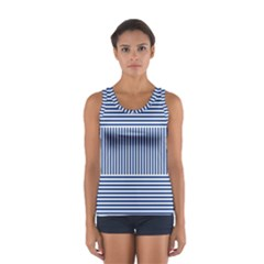 Nautical Striped Tops by olgart