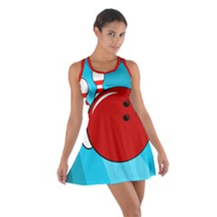 Bowling  Racerback Dresses by Valentinaart