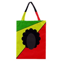 Jamaica Classic Tote Bag by Valentinaart