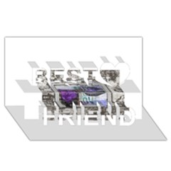 13619977 10209771828634909 341631215116018235 N Best Friends 3d Greeting Card (8x4)  by jpcool1979