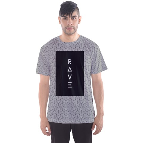 Rave Men s Sport Mesh Tee by Contest2492990