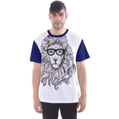 Drawing Illustration  Men s Sport Mesh Tee by Contest2484531