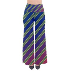 Decorative Lines Pants