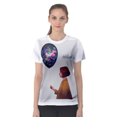 Galaxies Women s Sport Mesh Tee by Contest2492869
