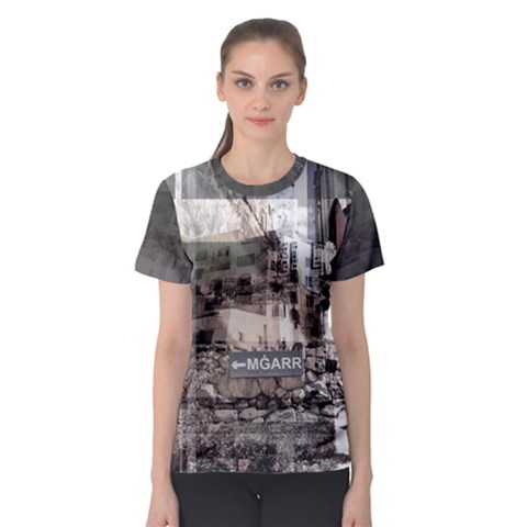 Mgarr Women s Sport Mesh Tee by Contest2493606