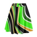 Colors of 70 s High Waist Skirt View1