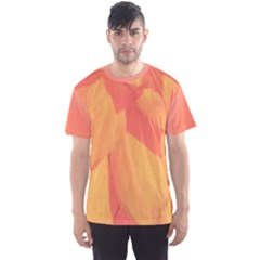 Orange Flower Men s Sport Mesh Tee by Contest2490174
