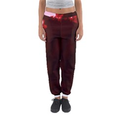 crimson sky Women s Jogger Sweatpants