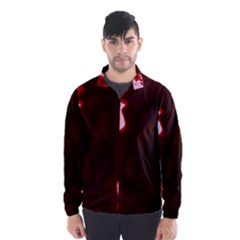 crimson sky Wind Breaker (Men)
