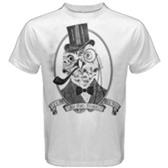 An Owl Story Men s Cotton Tee by Contest2494027