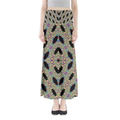 Time Sphere Maxi Skirts by MRTACPANS