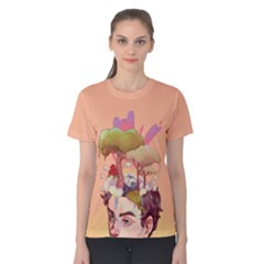 Brainstorm Women s Cotton Tee by Contest2494699