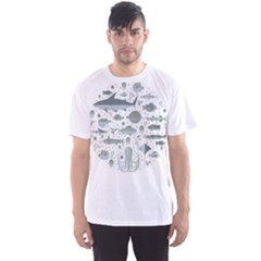 Underwater Men s Sport Mesh Tee by Contest2494934