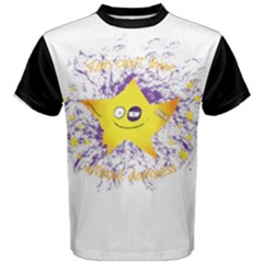 Stars Can t Shine Without Darkness Men s Cotton Tee