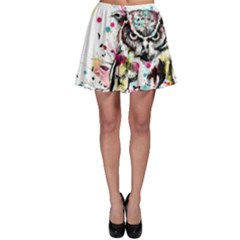 Owl Tree Skater Skirt