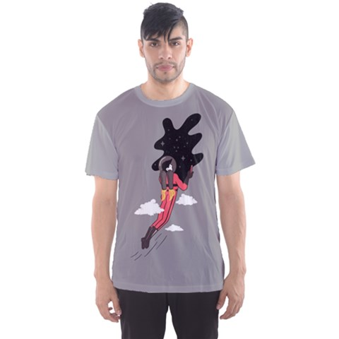 The Trip Men s Sport Mesh Tee by Contest2489399