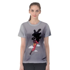 The Trip Women s Sport Mesh Tee by Contest2489399