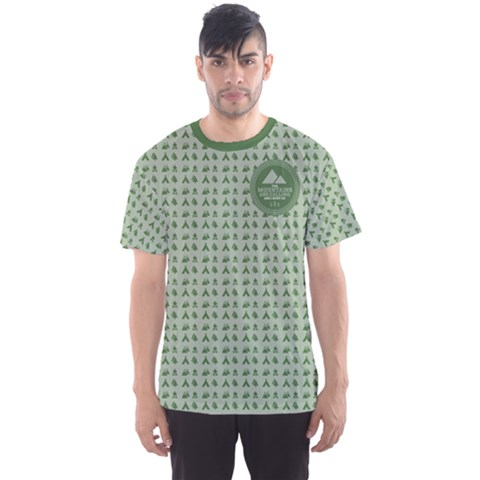 Mountains Are Calling Men s Sport Mesh Tee by Contest2018509