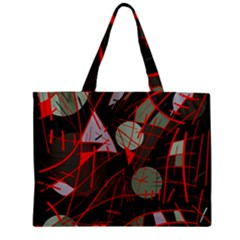 Artistic Abstraction Mini Tote Bag by Valentinaart
