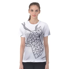 My Passion= Sketch Women s Sport Mesh Tee by Contest2348538