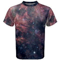 Galaxy Men s Cotton Tee by Wanni