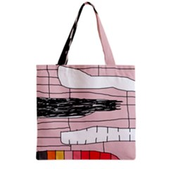 Worms Grocery Tote Bag by Valentinaart