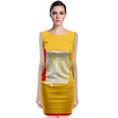 Basketball Classic Sleeveless Midi Dress