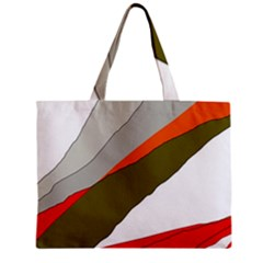 Decorative Abstraction Mini Tote Bag by Valentinaart