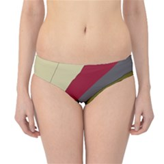 Decoratve Abstraction Hipster Bikini Bottoms
