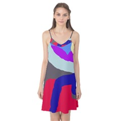 Crazy Abstraction Camis Nightgown by Valentinaart