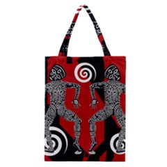 African Boys Classic Tote Bag by DryInk