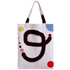 Number Nine Classic Tote Bag by Valentinaart
