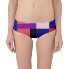 Colorful Abstraction Classic Bikini Bottoms by Valentinaart