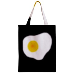 Egg Zipper Classic Tote Bag by Valentinaart