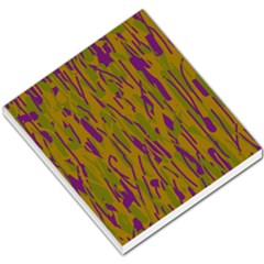 Decorative Pattern  Small Memo Pads by Valentinaart