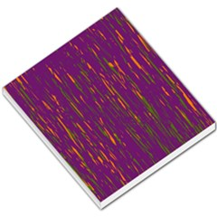 Purple Pattern Small Memo Pads by Valentinaart