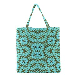 Fake Sky Night Grocery Tote Bag by MRTACPANS