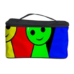 Don t Get Angry Cosmetic Storage Case by Valentinaart